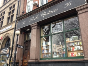 Books stores like Books Upstairs carry on Dublin's Literary Tradition