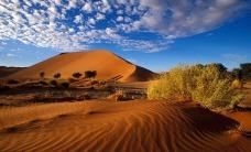 Namibia makes a comeback.