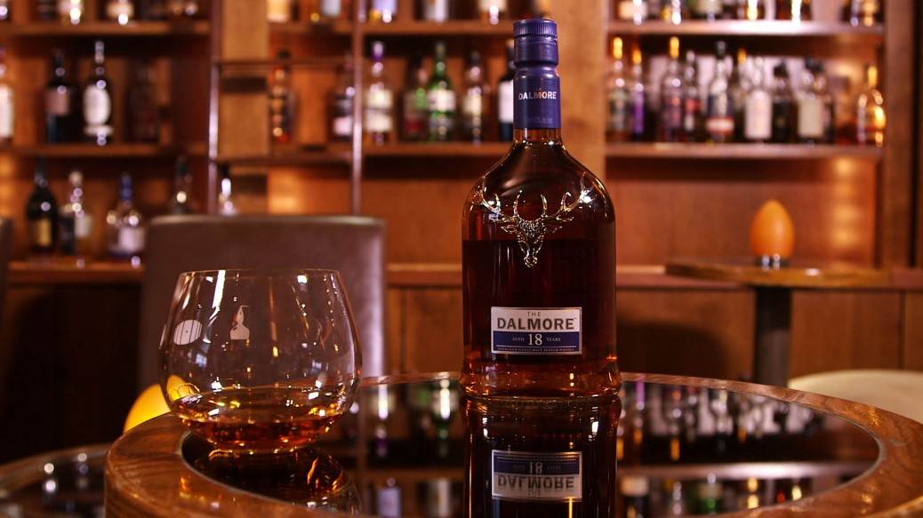 For a premium Scotch, you can't beat a Dalmore 18 from Alness, Scotland.